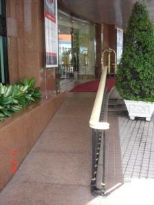 Asia Vietnam Accessible Hotel Ramp