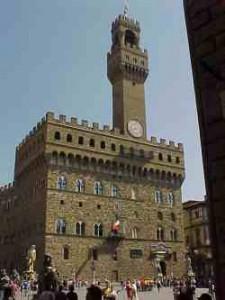 Italy Florence Palazzo Vecchio