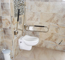 Thai Accessible Villa Toilette
